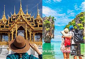 bangkok-phuket tour